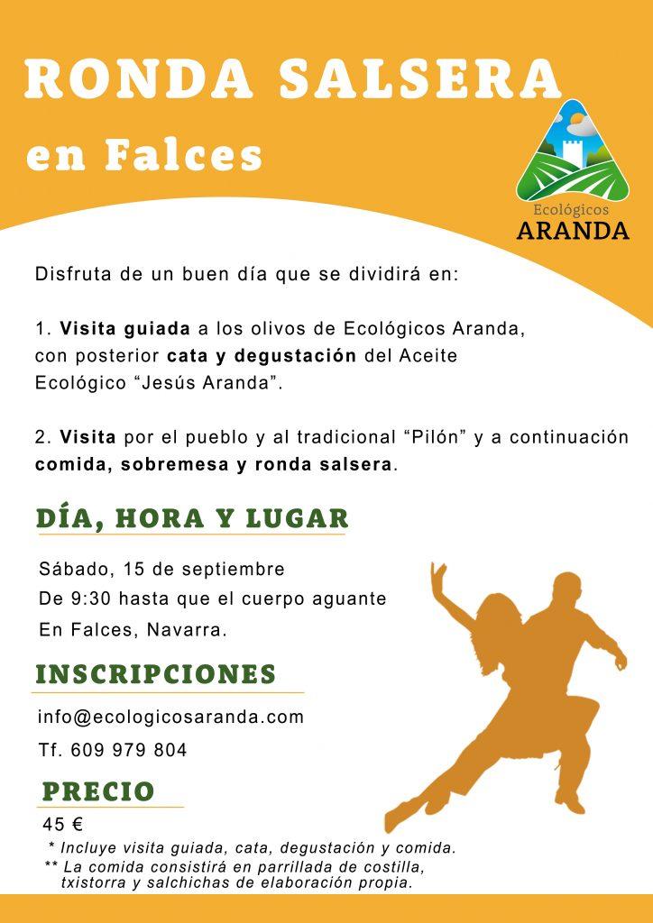 Cartel Ronda Salsera - Noticias Ecológicos Aranda