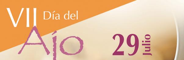 Cabecera Día del Ajo - Noticias Ecológicos Aranda