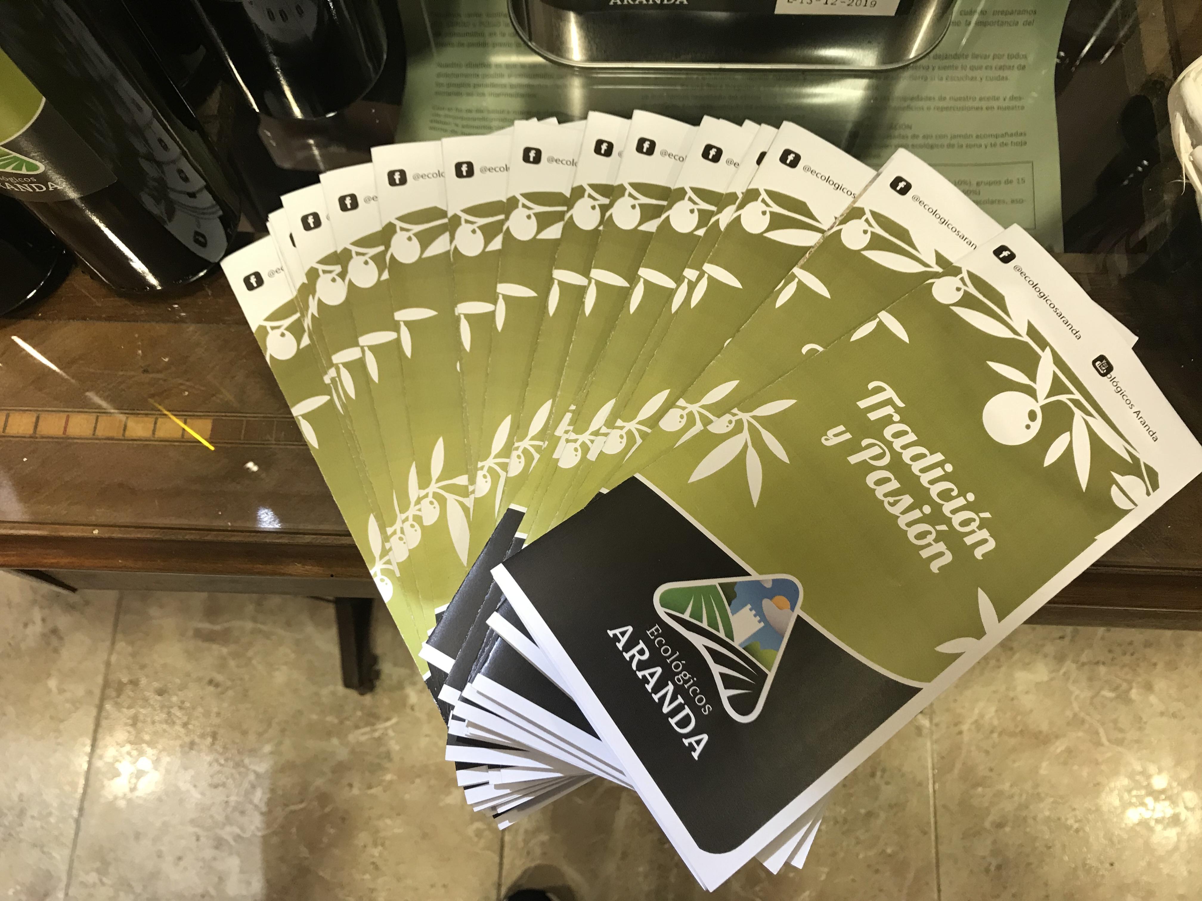 Cabecera Nuevo tríptico Ecológicos Aranda - Noticias Ecológicos Aranda
