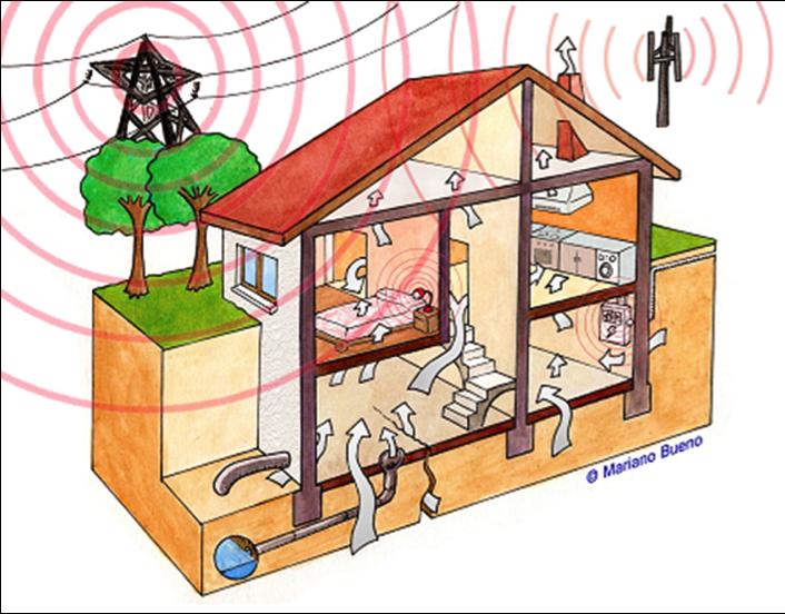 Cabecera La Salud por el Habitat - Noticias Ecológicos Aranda