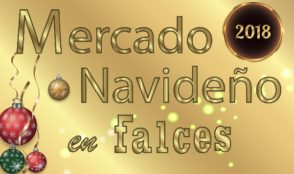 Cabecera Mercado Navideño en Falces - Noticias Ecológicos Aranda