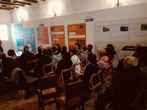 Foto 1 Charla sobre el Catarro con Pedro Luquin - Noticias Ecológicos Aranda
