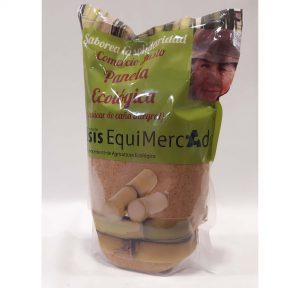 Foto Panela (Azúcar de caña integral) 1 Kg. - Tienda online Ecológicos Aranda