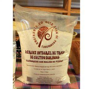 """Foto Harina de integral de trigo """"Arguiñariz"""" - Tienda online Ecológicos Aranda"""